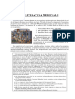 La Literatura Medieval i