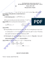 ĐỀ THI KSCL Lớp 11-2014 - 2015 _1_.doc