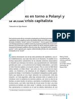 FRASER Reflexiones Sobre Polanyi y La Actual Crisis Capitalista
