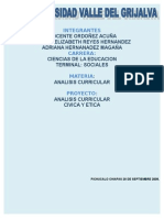 Analisis Curricular[1]