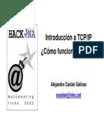 Introduccion de Tcp_ip