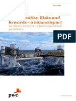 Indonesian Oil and Gas Survey-2014 PwC