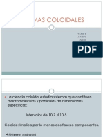 Sit Coloidales
