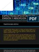 ESPECTROSCOPIA ATÓMICA, DE EMISIÓN Y ABSORCIÓN.pptx