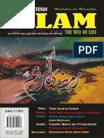 Berkala Tuntunan ISLAM Edisi 1