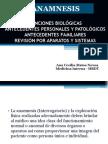 Anamnesis - Fb, Ant, Rev