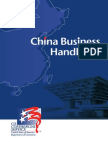 US Commercial Service China Business Handbook