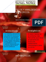ANTIOBIOTICOS Y ANALGESICOS ESPECIFICOS.pptx