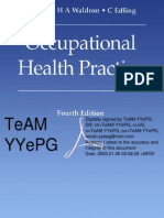 Occupational Health Practice - Arnold.publishers.fourth.editionISBN0750627204