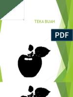 TEKA BUAH