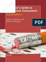 A Teachers Guide to Educational Assessment