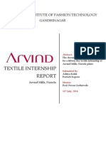internship report finance on textile industry Internship report on nishat mills ltd 6 also mentioned about the textile industry in pakistan and vision of its finance in my internship experience.