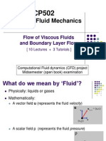 CFD Viscous Flow_Note 01