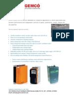 DC Drive Manufacturers| Digital DC Drive Manufacturers