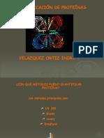 Cuantificacion de Proteinas