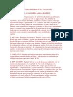 Guía de Estudio Hist de La Psicologia