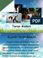 Tarian Modern