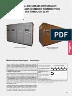 Manual Metal Enclosed
