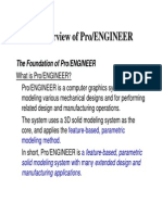 Overview of ProE
