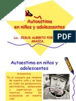 Autoestima en Nios y Adolescentes