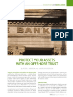 Establishing an Offshore Trust