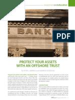 Establishing an Offshore Trust