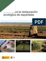 Bases Para La Restauración Ecológica de Espartales
