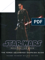 55980593 d20 Star Wars Saga Edition the Force Unleashed Campaign Guide