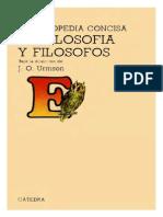 Urmson, J. O. - Enciclopedia concisa de filosofia y filosofos.pdf