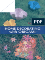 Decoration With Origami