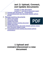 Connect Part 2 Working With Documents
