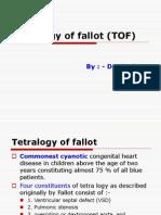Tetralogy of Fallot Tof