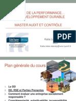 2- FC Lyon - Mesure de La Performance Et Développement Durable