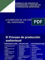 Planeación Contenidos Audiovisual 3