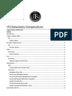 ITS Dataslates Compendium Provvisorio