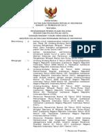 PER 12 MEN 2013 Tentang Pengawasan Pengelolaan WP3K