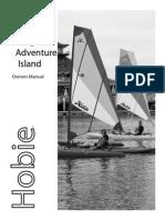 Manual Hobie Adventure Island