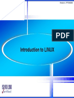 07 Introduction to Linux