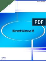 05 Microsoft Windows 98