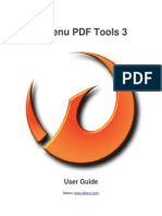 Tools User Guide