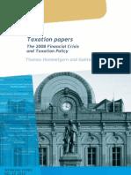 Taxation Paper 20 En