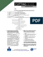 CE Elementary Module 03 Web Worksheet