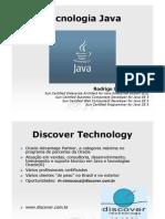 Palestra de Tecnologia Java