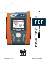 Pqa823 Manual