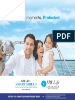 SBI LIFE INSURANCE - Smart Shield Brochure New Version