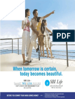 SBI LIFE INSURANCE - Smart Wealth Brochure New Version