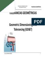 Metrologia Tolerancias Geometricas UTN