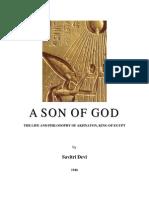 A son of god