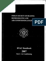 Ishrae Hvac Handbook