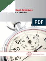 Loctitte Adhesive Description